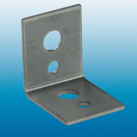 Angle brackets - ceiling tile accessory
